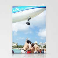 airplane Stationery Cards featuring Airplane! by Noah Bolanowski