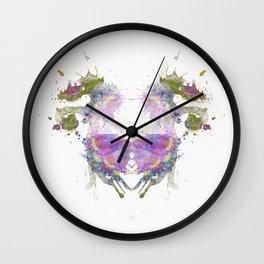 Inkdala LXXVI Wall Clock