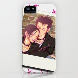 Nana & Ren iPhone Case