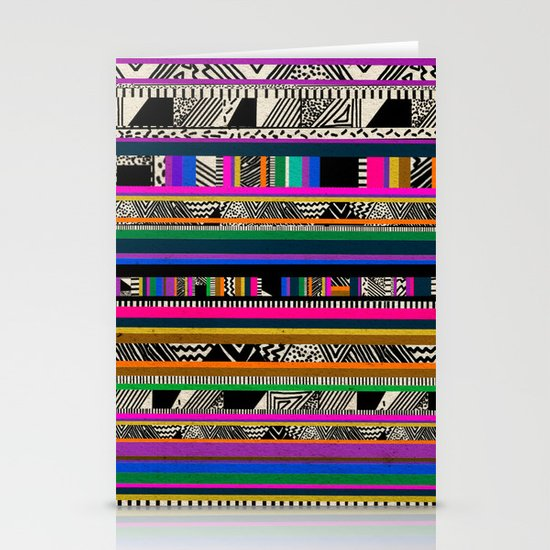 The Night Playground by Peter Striffolino and Kris Tate Stationery Cards