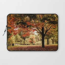 Red Maple in Larz Anderson park. Laptop Sleeve