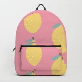 Lemons Backpack
