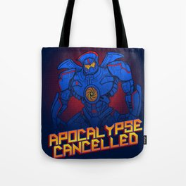 Apocalypse Cancelled Tote Bag