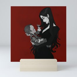 A Mother Most Macabre Mini Art Print