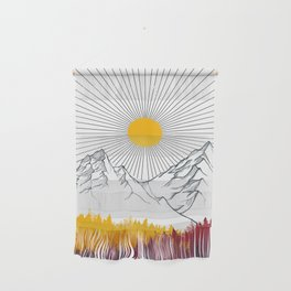 Autumn in the Forest Wall Hanging