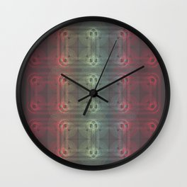 net-knots Wall Clock