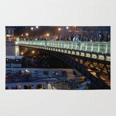 Paris by Night III Rug