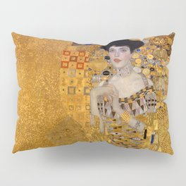 The Woman in Gold Pillow Sham