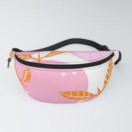 Pink oranges Fanny Pack