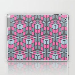 cascade - pink Laptop & iPad Skin