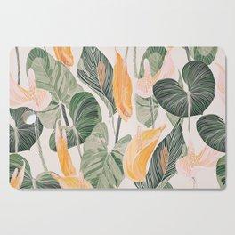 Lush Lily - Autumn Cutting Board