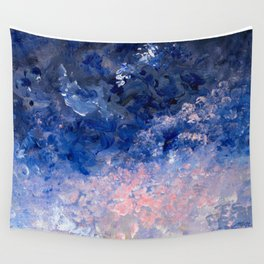 Houston Sunset Wall Tapestry