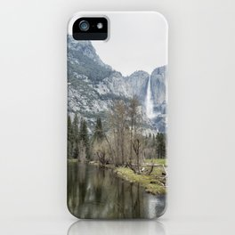 Sentinel Falls iPhone Case