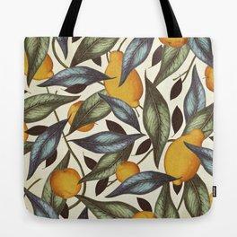 Lemons, Oranges & Pears Tote Bag