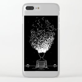 overthinker Clear iPhone Case