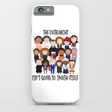 Smash the Patriarchy iPhone 6s Slim Case