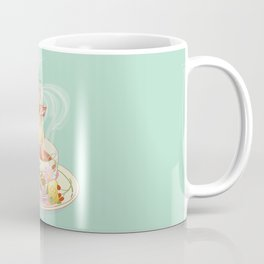 Cure for the common cold Coffee Mug