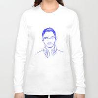 sam smith Long Sleeve T-shirts featuring SAM by hoonam-shoppe