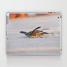 Leatherback Laptop & iPad Skin