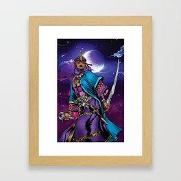 Jamila Framed Art Print