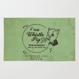 Whistle Pig Restaurant Rug