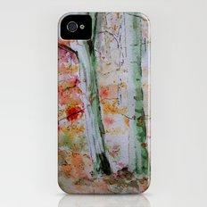 autumn Slim Case iPhone (4, 4s)