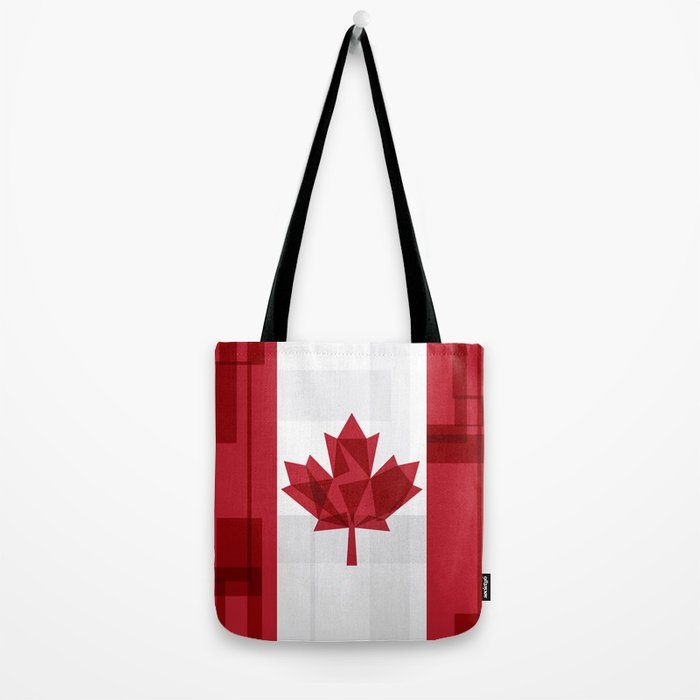 O Canada Tote Bag