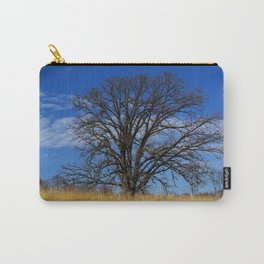 Prairie savanna oak - Savanna in the city Carry-All Pouch