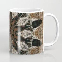 Mandala black Star Coffee Mug