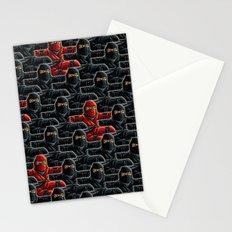Ninja Attack Stationery Cards