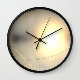 Spheres, No. 6 Wall Clock