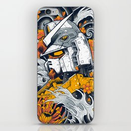 Gundam iPhone Skin