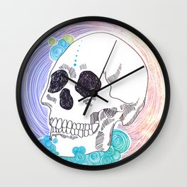 Alive Again Wall Clock