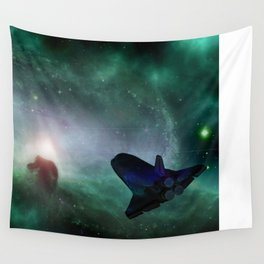 Destination 47 Wall Tapestry