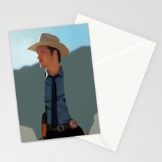 Justified Stationery Cards