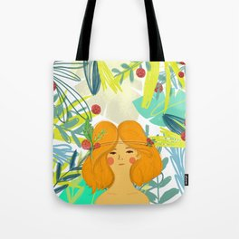 Let's be adventurers Girl Tote Bag