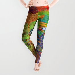 Soul Macines No. 1 Leggings