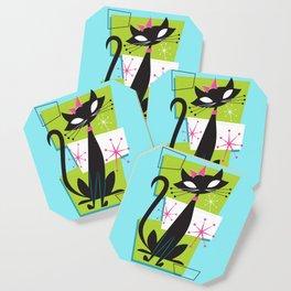 Atomic Princess Cat Coaster