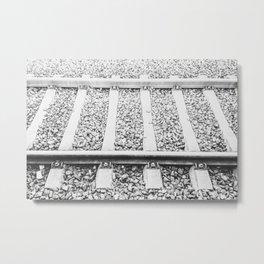 El viaje Metal Print