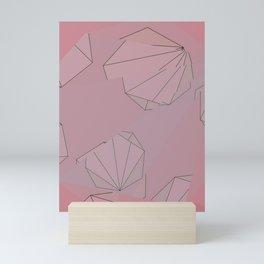 Shapes Shifted Mini Art Print