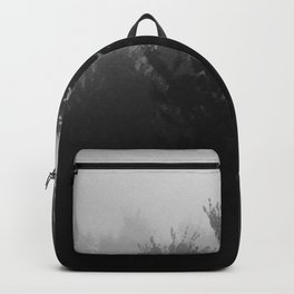 Trees in the Mist (1) Backpack