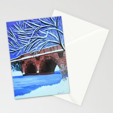 Stone bridge 2 Stationery Cards
