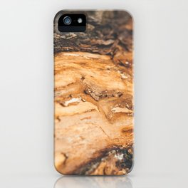 The Log iPhone Case