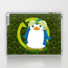 N° 2 Sexy Spy - Mawaru Penguindrum Laptop & iPad Skin