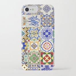 Azulejo — Portuguese ceramic #15 iPhone Case