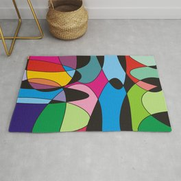 True colors no. 83 Rug