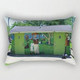 Saugatuck III Rectangular Pillow