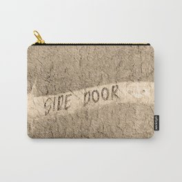 Side Door Carry-All Pouch