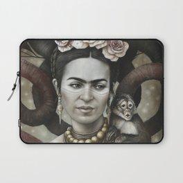 Hommage à Frida Kahlo 3 Laptop Sleeve