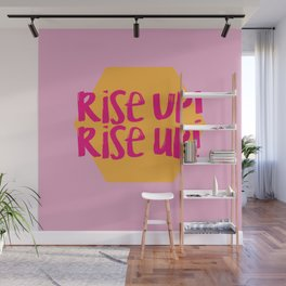 Rise Up (Hamilton Series) Wall Mural